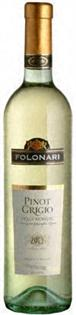 Folonari Pinot Grigio 750ml - Case of 12